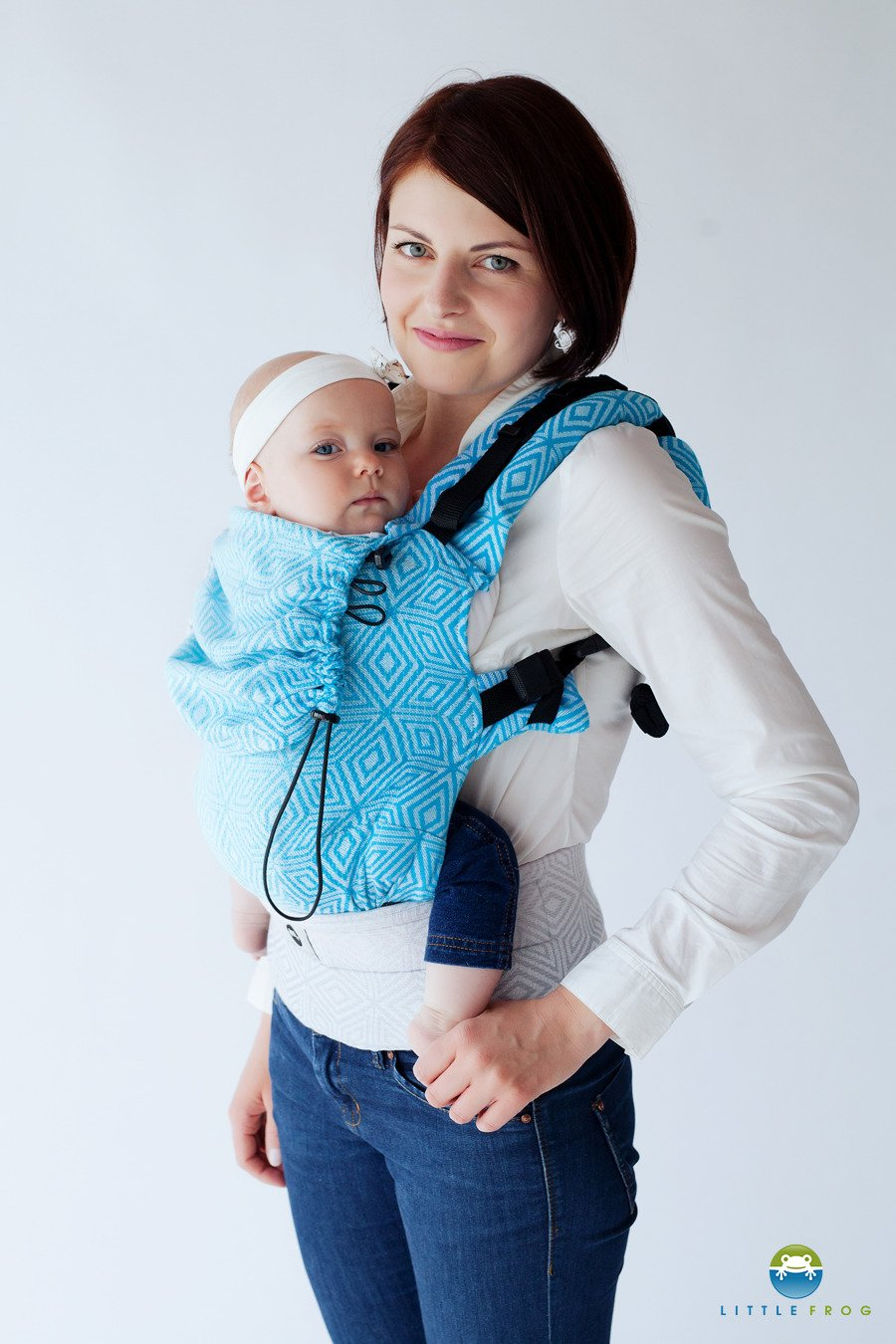 0f21956f74d Little Frog Ergonomic Carrier - Sky Cube 2 Click to zoom ...
