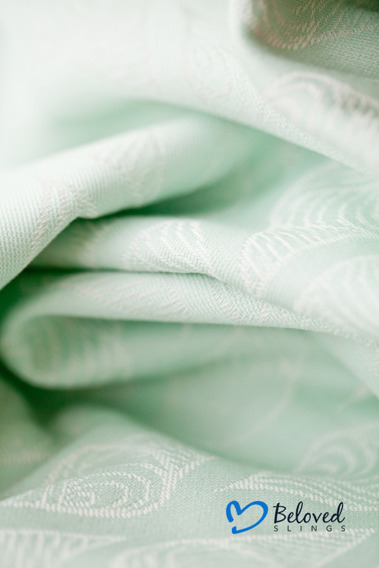 Jacquard Wrap Beloved Cool Mint size 4