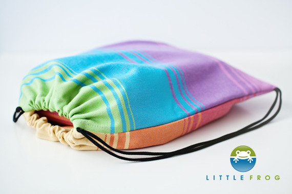 Little Frog Carrier Bag - Sandy Agate II